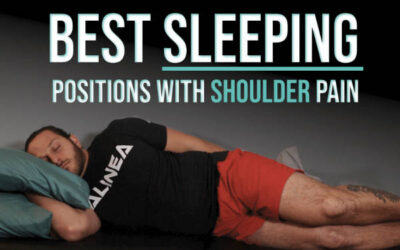 Best Sleeping Positions With Shoulder Pain
