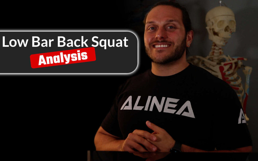 How To Perform The Low Bar Back Squat