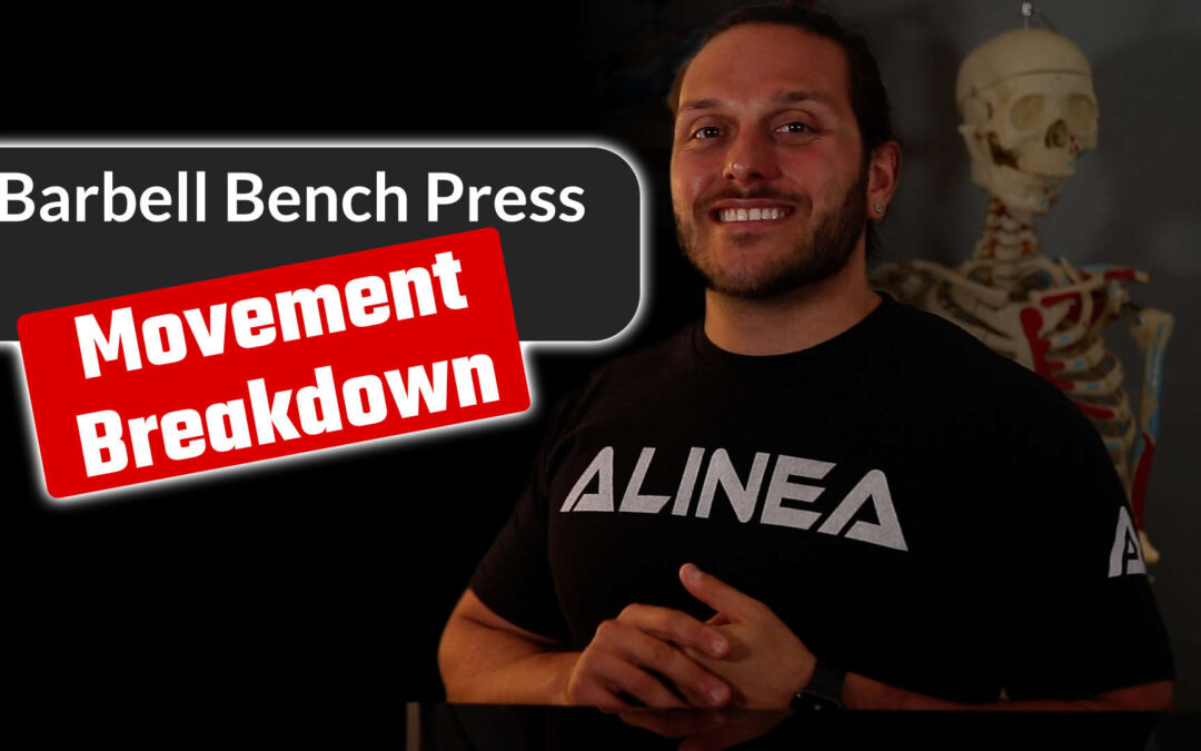 Movement Breakdown for Bench Press (Proper Technique to Keep You Lifting For Years to Come)