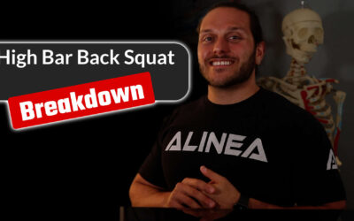 How To Properly Perform the High Bar Back Squat