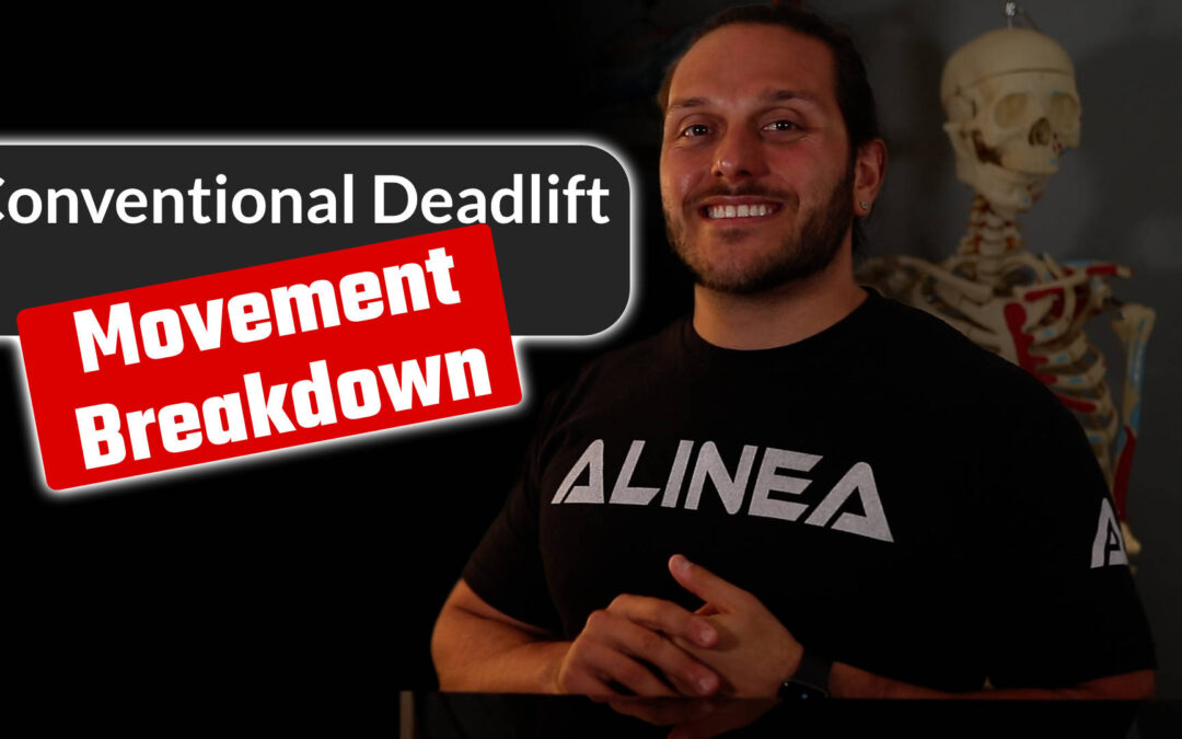 How to Properly Perform the Conventional Deadlift AND Difference Between the Deadlift and Clean